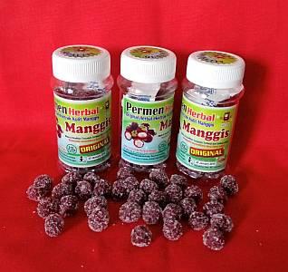 Foto: Permen Manggis, Dicari Subdistributor Dan Agen