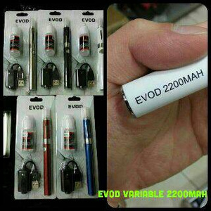 Foto: Rokok Elektrik Evod 2200mah Variable