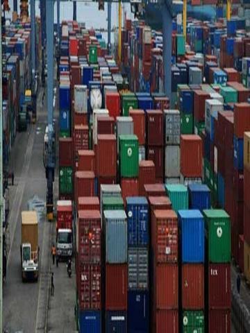 Foto: Pengiriman Cargo Domestik Dan Export Import