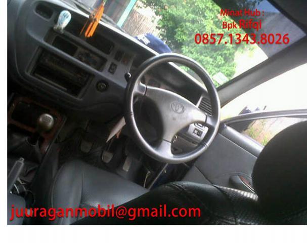Foto: Jual Mobil Kijang  Krista-d New 2.4 Diesel