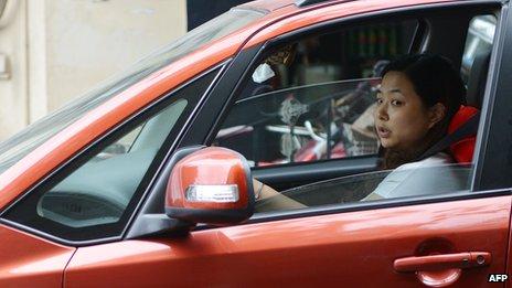 Foto: Kursus Les Stir Mobil Di Tangerang