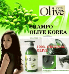 Foto: Olive Nutrient Herbal Shampo Menambah Volume Rambut