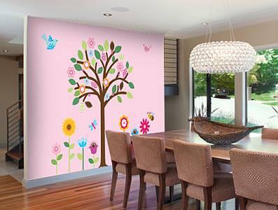 Foto: Wallpaper Dinding Fancy N Custom