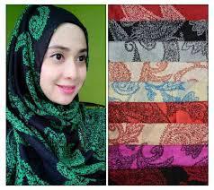 Foto: Supplier Hijab Tangan Pertama Termurah