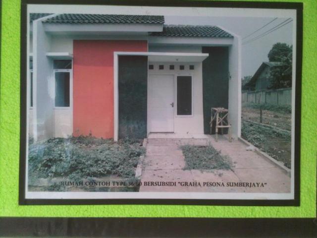 Foto: Rumah Bersubsidi Kpr Bekasi Bunga Flat
