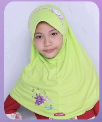 Foto: Grosir Jilbab Anak, Hijab Anak, Jilbab Sekolah