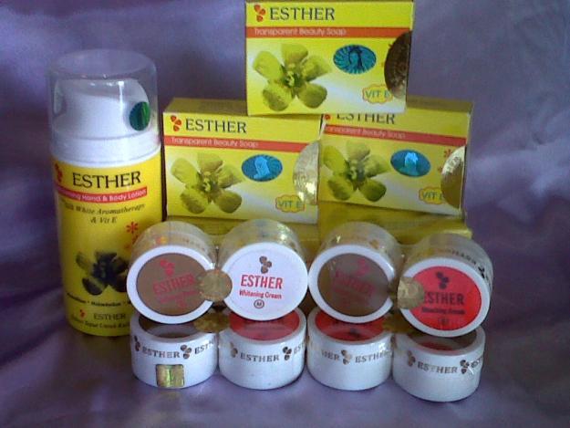 Foto: Hn Cream Pemutih Wajah Herbal