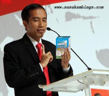 Foto: Susu Kambing Etawa Supergoat