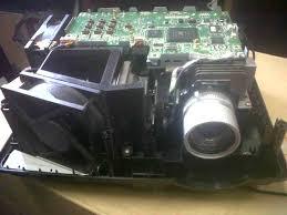 Foto: Projector Lampu Projector