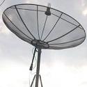 Foto: Pasang Antena Parabola Jakarta