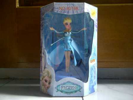 Foto: Boneka Frozen Flying Elsa Music Box