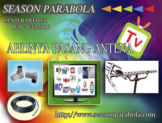 Foto: Terima Jasa Pasang Antena Tv  Tanggerang Bsd