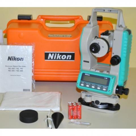 Foto: Jual Digital Theodolite Nikon Ne-100 Harga Murah