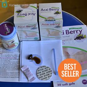 Foto: Acai Berry Adonai | Tubuh Ideal Alami | 100% Asli & Murah