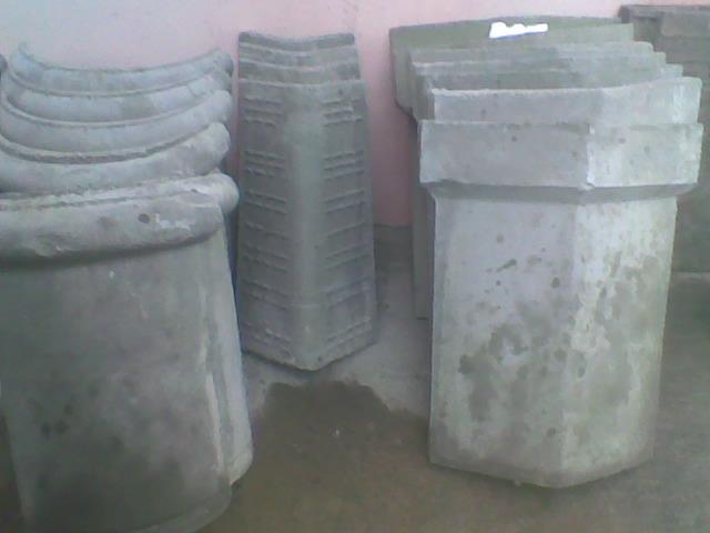 Foto: Genteng Beton Garuda Dan Flat