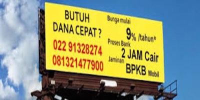 Foto: Pinjaman Jaminan Bpkb Mobil Bandung Bunga Murah