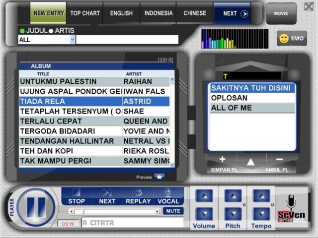 Foto: Paket Software Karaoke Bmb Jogja Home Premium