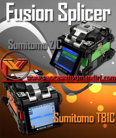 Foto: Ready Fusion Splicer Sumitomo
