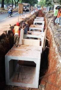 Foto: Tukang Perbaikan Dan Pembuatan Saluran Air (drainnase)