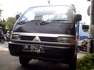 Foto: Jasa Pindahan Pengiriman Sewa Pickup Taxi Denpasar