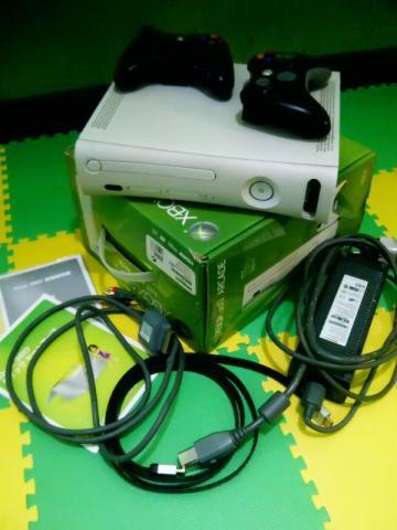 Foto: Jual Cepat Xbox 360 Arcade Slim 4gb