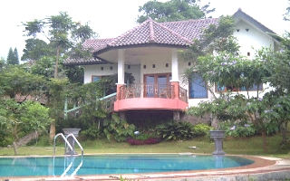 Foto: Villa Cisarua Bogor