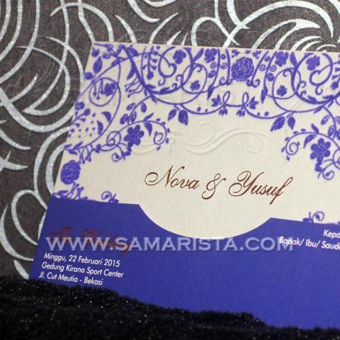 Foto: Kartu Undangan Pernikahan Harga Murah Bandung