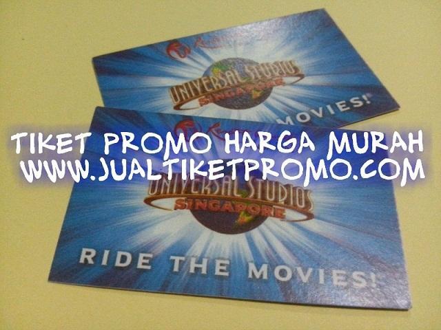 Foto: Jual Tiket Universal Studio Singapura