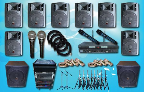 Foto: Distributor Paket Sound System Meeting Rapat