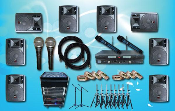 Foto: Distributor Paket Sound System Meeting Rapat Karaoke