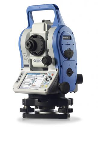 Foto: Jual Total Station Spectra Focus 8 Accuracy 5 Detik