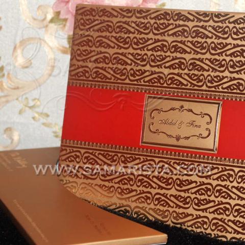 Foto: Kartu Undangan Pernikahan Harga Murah Bandung`