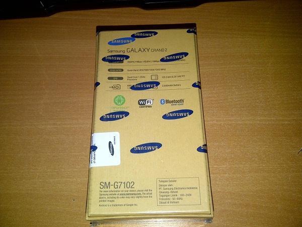 Foto: Samsung Galaxy Grand 2 Duos