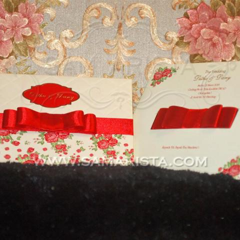 Foto: Kartu Undangan Pernikahan Hardcover Murah