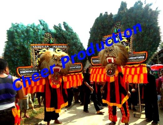 Foto: Sanggar Reog Ponorogo Margo Buwono
