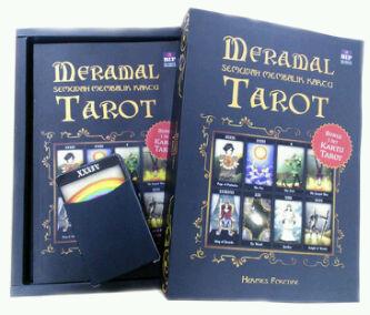 Foto: Buku Tarot (bonus Kartu Tarot)