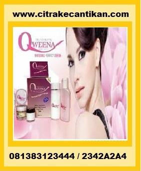 Foto: Cream Qweena Menghilangkan Flek Hitam