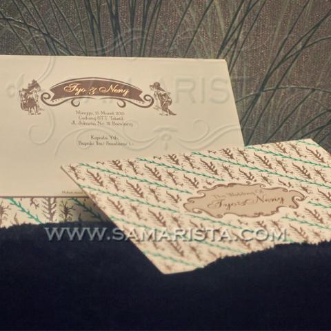 Foto: Undangan Pernikahan Hardcover Cantik Harga Murah