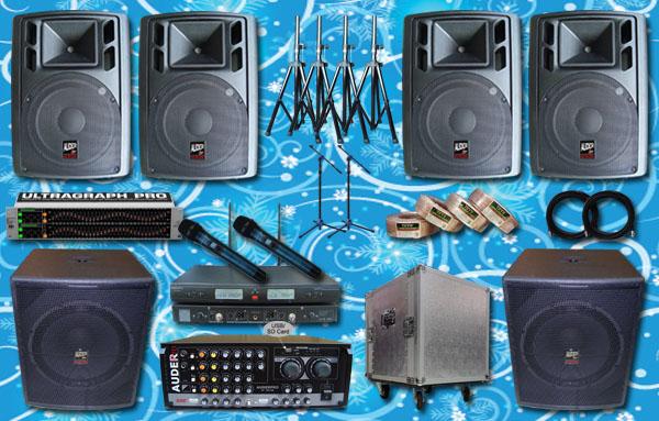 Foto: Dealer Jual Paket Sound System Meeting Rapat Karaoke Seminar