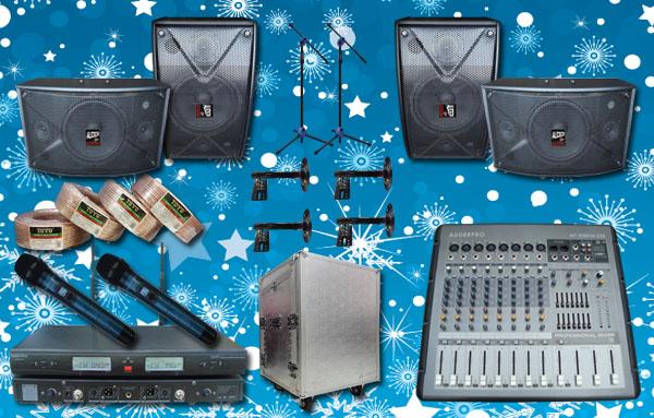 Foto: Jual Pasang Paket Sound System Masjid Stereo