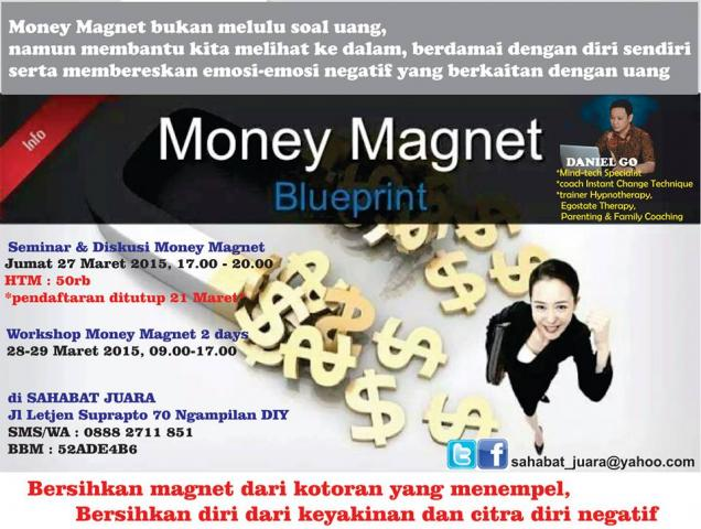 Foto: Seminar Money Magnet Sahabat Juara