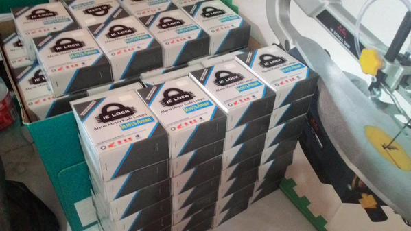 Foto: Alarm Motor Terbaru Ic Lock Sandi Lampu