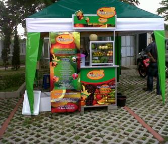 Foto: Peluang Ushaa Sosis Bakar Jumbo Dan Juice Buah Mini