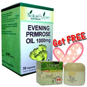 Foto: Natures Care Evening Primerose Oil (epo) + Lanolin