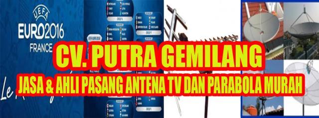 Foto: Jasa Pasang Antena Tv & Parabola Murah