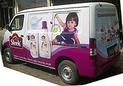 Foto: Jasa Pasang Sticker Mobil