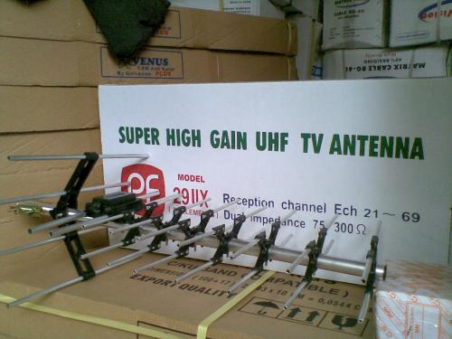 Foto: Agen Pasang Parabola Dan Antena Tv Digital