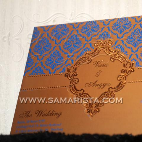 Foto: Percetakan Kartu Undangan Hardcover Harga Murah Bandung