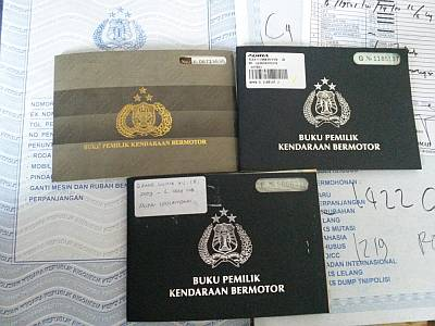 Foto: Biro Jasa Pengurusan Sim, Stnk, Bpkb & Kir