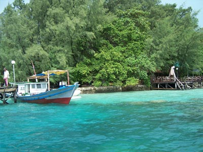 Foto: Wisata Pulau Seribu ( Thousand Island Tour )